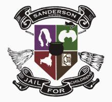 Sanderson Academy One Piece - Long Sleeve