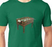 FuzBoll - Vintage Green Table Unisex T-Shirt