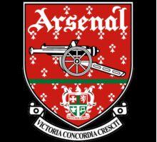 Arsenal Victoria Concordia Crescit Sticker