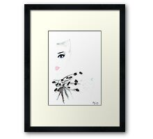 Bow Top Framed Print