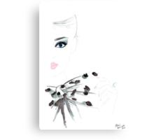 Bow Top Canvas Print