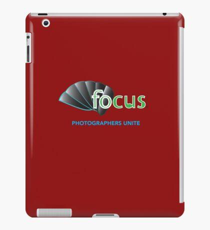 Focus, Photographers UNITE iPad Case/Skin