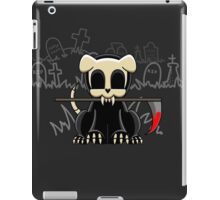 Grim Reapets - A Dog Named Decay - Blood Variant - Grim Pets iPad Case/Skin