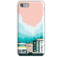 Forest City iPhone Case/Skin