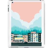 Forest City iPad Case/Skin