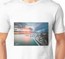 The Needles Sunset Unisex T-Shirt
