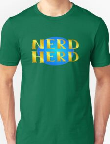 Nerd herd logo Unisex T-Shirt