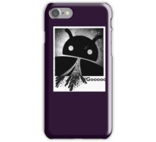 Google Android Hurls! parody. VividScene iPhone Case/Skin