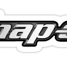 Snap-on Sticker