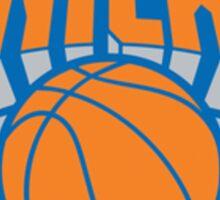Knicks sticker Sticker