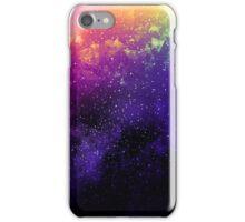 Rainbow Cyberspace iPhone Case/Skin