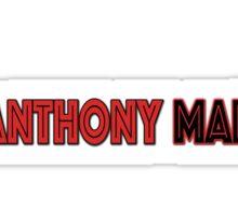 Anthony Martial 11 Sticker