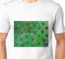CHRISTMAS BASKET PATTERN Unisex T-Shirt
