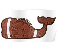 Vineyard Vines - Football Tailgate Poster
