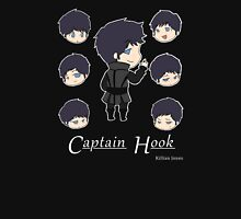 A Little Hooked Womens Fitted T-Shirt