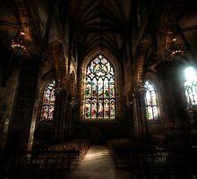 High Kirk of Edinburgh by Phillip Munro