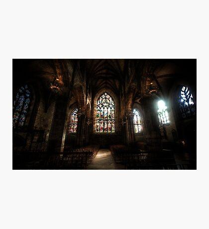 High Kirk of Edinburgh Photographic Print