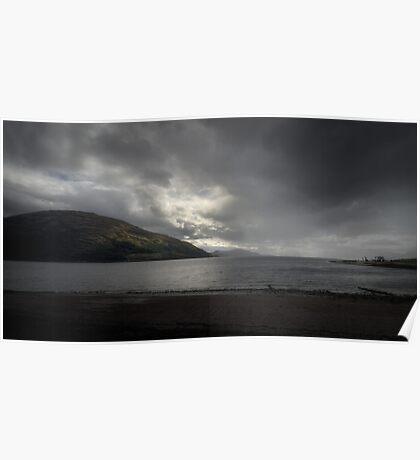 Scottish Weather Poster
