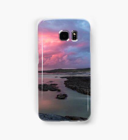Sunset at Sanna Bay Samsung Galaxy Case/Skin