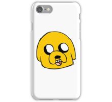 Jake The Dog - Adventure Time iPhone Case/Skin