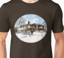 A Bungalow in the Country Unisex T-Shirt