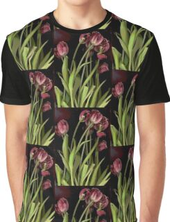 Poster Tulips Graphic T-Shirt
