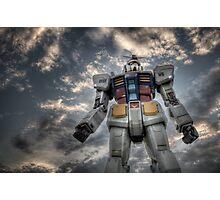 Gundam RX-78-2 Photographic Print