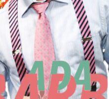 ADA Barba Sticker