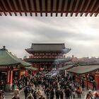 Sensoji Main Gate by Phillip Munro