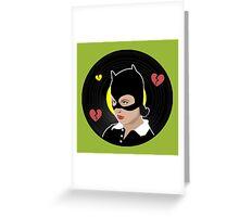 Enid Coleslaw (Celery) Greeting Card