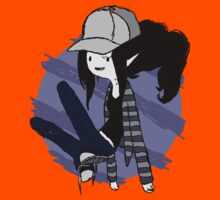 Marceline Hipster - Adventure time Kids Clothes