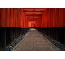 Fushimi Inari Taisha - 伏見稲荷大社 Photographic Print