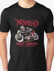NORTON TT MOTORCYLE RETRO VINTAGE Unisex T-Shirt