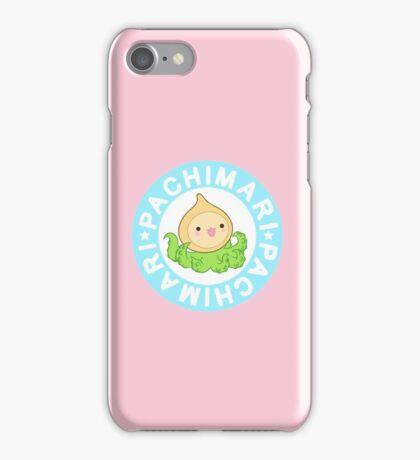 Pachimari (pink) iPhone Case/Skin