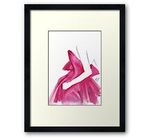 Marchesa Framed Print