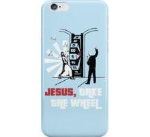 Jesus Take The Wheel iPhone Case/Skin