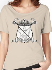 Sherlock's School of Clueing Women's Relaxed Fit T-Shirt