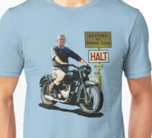STEVE MCQUEEN THE GREAT ESCAPE CROSSROADS Unisex T-Shirt