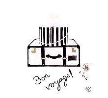 Bon Voyage! Photographic Print
