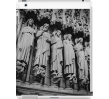 Notre Dame Disciples iPad Case/Skin