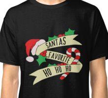 Santa Ho Ho Ho Classic T-Shirt