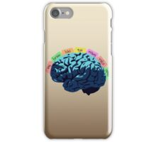 My Brain Has Too Many Tabs Open iPhone Case/Skin
