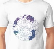 Space Cats- Version 2 Unisex T-Shirt