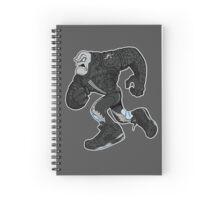 "Beast 3Lab5 ""Metallic"" Spiral Notebook"