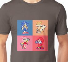 Pixel Sonic and Friends  Unisex T-Shirt