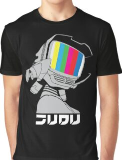 FLCL - Canti Broadcast  Graphic T-Shirt