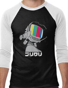 FLCL - Canti Broadcast  Men's Baseball ¾ T-Shirt