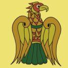 Celtic Eagle by Kayleigh Walmsley