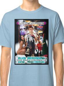 LOUIS THEROUX GANGSTA RAP ALBUM COVER WEIRD WEEKENDS Classic T-Shirt