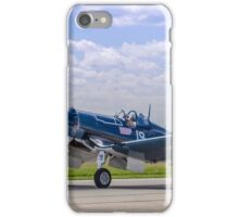 Corsair Taxi Back Version 2 – CAF HEART OF AMERICA WING 2015 AIRSHOW iPhone Case/Skin